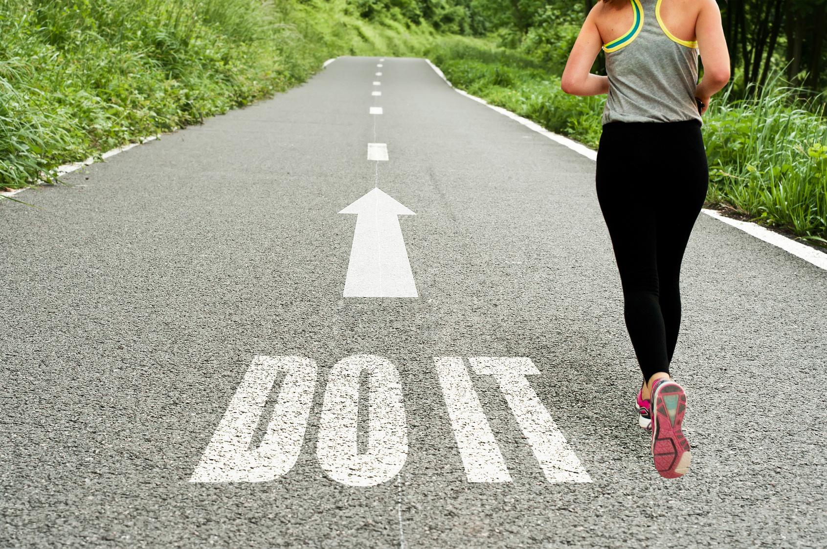 Motivation zum Sport - Die Gewohnheit machts