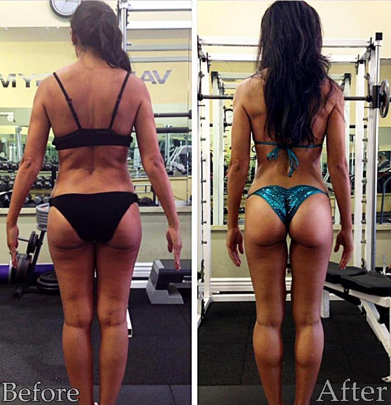 skinnyfat zu fit